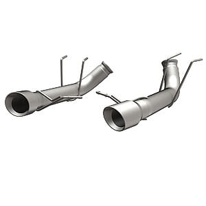 Magnaflow 15152 Ford Mustang GT Axle Back (агрессивный-прямоток) Performance Exhaust System